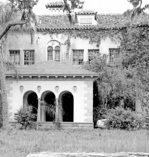 Historic photo of Crosley Estate