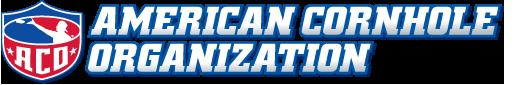 american cornhole organization logo